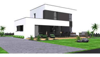 Maison+Terrain de 5 pièces avec 4 chambres à Hennebont 56700 – 240000 € - SLG-19-06-26-1