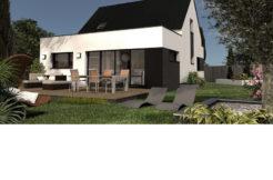 Maison+Terrain de 6 pièces avec 4 chambres à Ploemeur 56270 – 320000 € - RMO-18-03-06-3