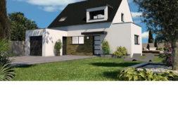 Maison+Terrain de 6 pièces avec 4 chambres à Andouillé Neuville 35250 – 231992 € - BBA-19-11-08-192