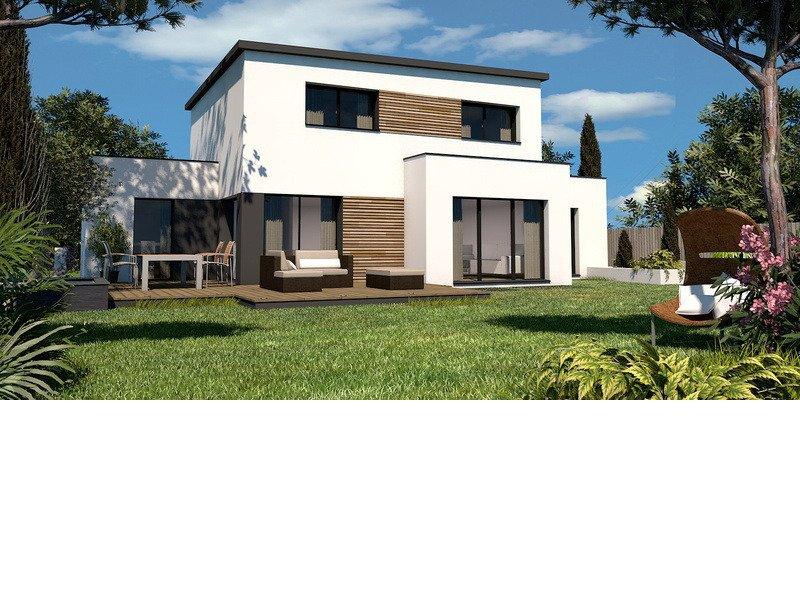 Maison+Terrain de 6 pièces avec 4 chambres à Liffré 35340 – 239780 € - BBA-19-04-15-5