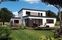 Maison+Terrain de 6 pièces avec 4 chambres à Ercé près Liffré 35340 – 236027 € - BBA-19-07-08-74