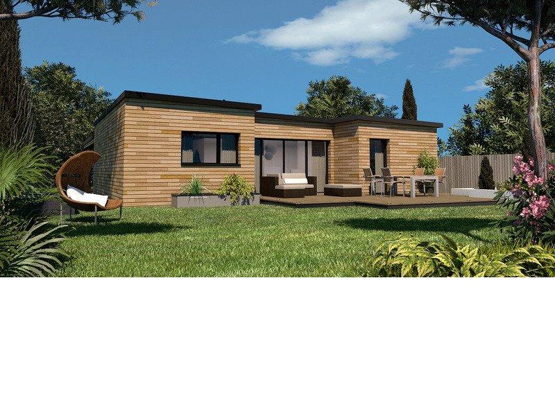Maison+Terrain de 4 pièces avec 3 chambres à Lanvallay 22100 – 195000 € - TBO-18-08-01-13