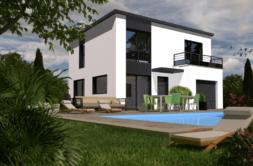 Maison+Terrain de 5 pièces avec 3 chambres à Plaine sur Mer 44770 – 211300 € - TDEC-18-12-14-6