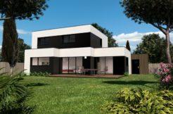 Maison+Terrain de 5 pièces avec 4 chambres à Plougonvelin 29217 – 264000 € - PTR-18-11-12-16