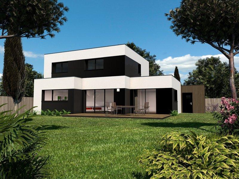 Maison+Terrain de 5 pièces avec 4 chambres à Plougonvelin 29217 – 273300 € - PTR-18-11-12-21