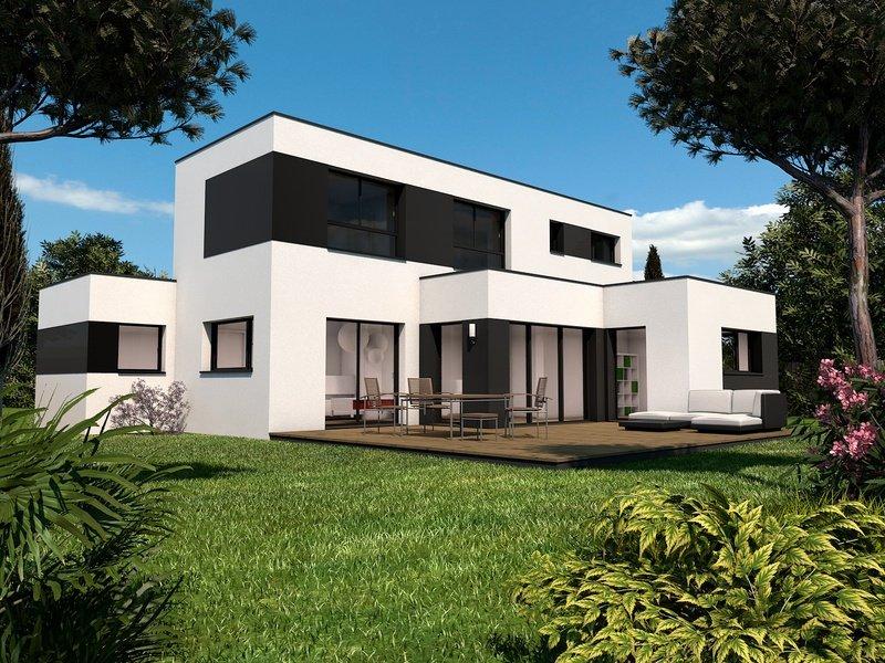Maison+Terrain de 5 pièces avec 4 chambres à Lampaul Plouarzel 29810 – 285800 € - PTR-18-05-18-7