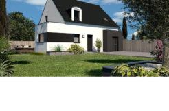 Maison+Terrain de 5 pièces avec 4 chambres à Saint Thurial 35310 – 223000 € - RTU-19-01-09-22