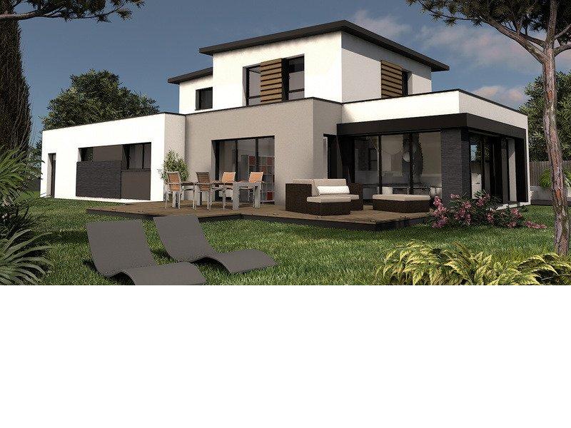 Maison+Terrain de 6 pièces avec 4 chambres à Rosporden 29140 – 276000 € - CGO-18-08-03-89