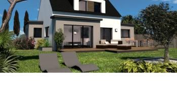 Maison+Terrain de 5 pièces avec 4 chambres à Pleuven 29170 – 223000 € - CGO-18-08-03-86