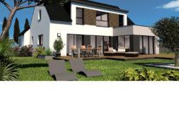 Maison+Terrain de 6 pièces avec 5 chambres à Gouesnach 29950 – 293425 € - CGO-19-04-12-112