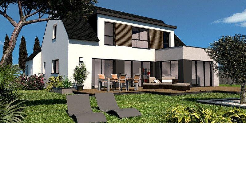Maison+Terrain de 6 pièces avec 5 chambres à Pleuven 29170 – 288000 € - CGO-18-08-03-87