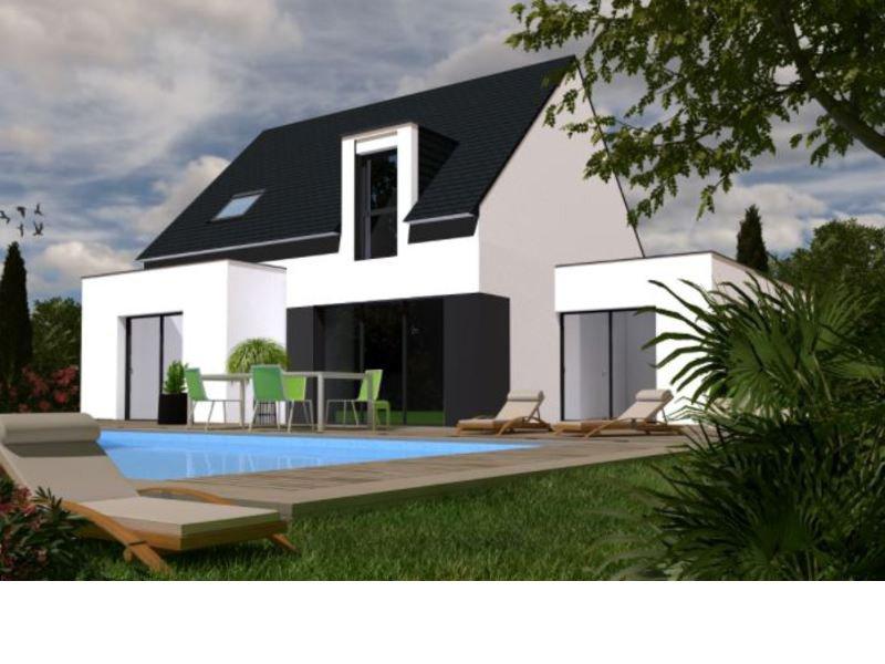 Maison+Terrain de 5 pièces avec 4 chambres à Plomodiern  – 219394 € - SCH-19-08-11-150