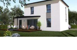 Maison+Terrain de 5 pièces avec 4 chambres à Saint Ségal 29590 – 219400 € - SCH-18-12-28-225
