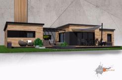 Maison+Terrain de 4 pièces avec 3 chambres à Éguille 17600 – 213090 € - OBE-19-01-18-23