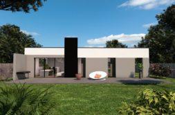 Maison+Terrain de 5 pièces avec 3 chambres à Ploubazlanec  – 265511 € - PQU-19-10-16-97