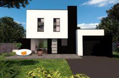 Maison+Terrain de 5 pièces avec 4 chambres à Vigneux de Bretagne 44360 – 271305 € - GLA-18-07-17-114