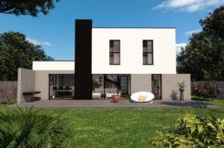 Maison+Terrain de 6 pièces avec 4 chambres à Herbignac 44410 – 228075 € - GLA-18-09-06-22