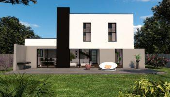 Maison+Terrain de 6 pièces avec 4 chambres à Saint Lyphard 44410 – 228075 € - GLA-18-09-06-17
