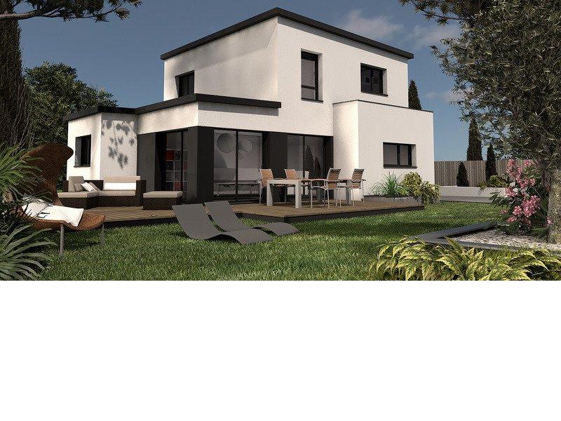 Maison+Terrain de 6 pièces avec 4 chambres à Hennebont 56700 – 210000 € - GMA-18-01-08-178