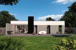 Maison+Terrain de 4 pièces avec 3 chambres à Saint Palais sur Mer 17420 – 216500 € - OBE-18-12-10-29