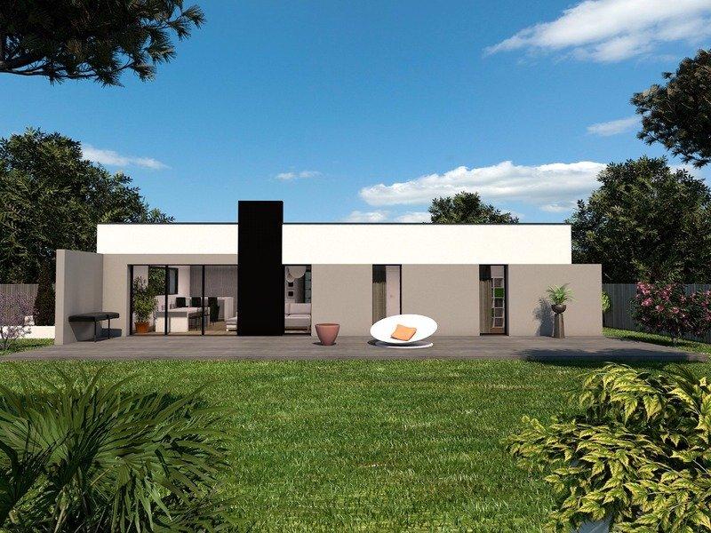 Maison+Terrain de 5 pièces avec 4 chambres à Saint Sulpice de Royan 17200 – 219300 € - OBE-18-05-18-35