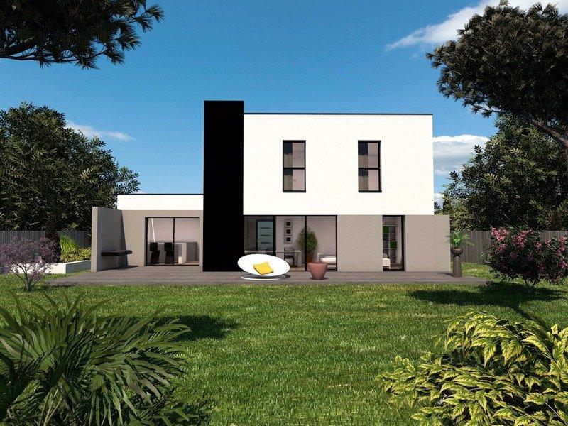 Maison+Terrain de 5 pièces avec 4 chambres à Mathes 17570 – 233850 € - OBE-18-07-19-23