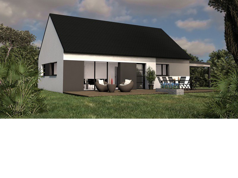 Maison+Terrain de 4 pièces avec 3 chambres à Triel sur Seine 78510 – 333000 € - MPIF-19-02-06-70