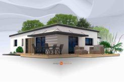 Maison+Terrain de 4 pièces avec 3 chambres à Courgent 78790 – 239000 € - MPIF-18-07-17-20