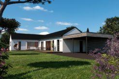 Maison+Terrain de 4 pièces avec 3 chambres à Colomiers 31770 – 394985 € - CROP-19-03-05-55