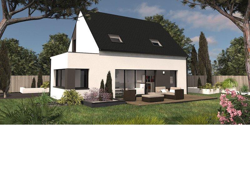 Maison+Terrain de 6 pièces avec 4 chambres à Guiclan 29410 – 198830 € - SME-18-06-12-60