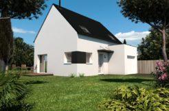 Maison+Terrain de 5 pièces avec 3 chambres à Ploudaniel 29260 – 170500 € - PDUR-18-07-18-10