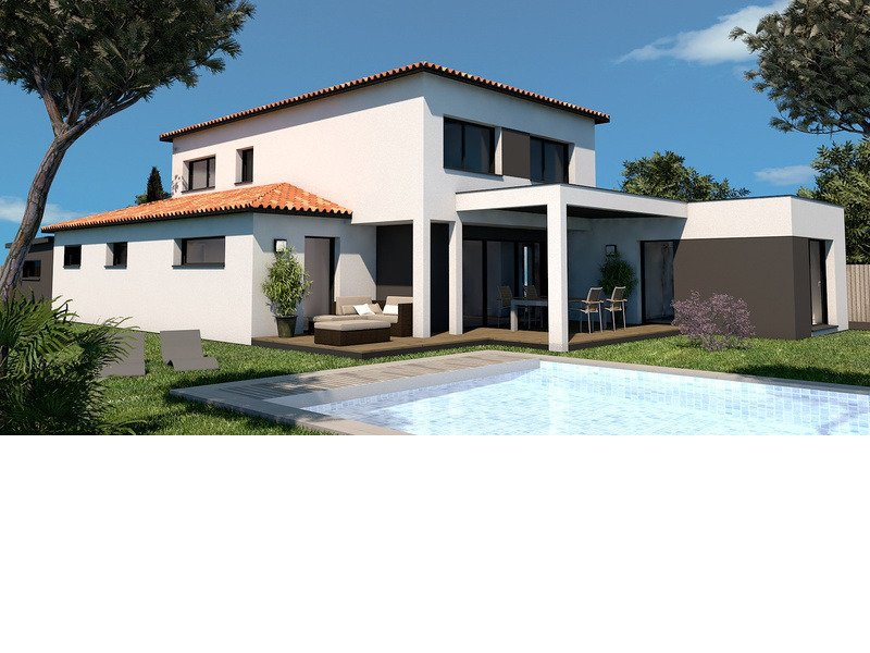 Maison+Terrain de 5 pièces avec 4 chambres à Isle Jourdain 32600 – 304900 € - CROP-18-10-23-31
