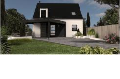Maison+Terrain de 5 pièces avec 4 chambres à Ploeren 56880 – 297870 € - VB-19-03-25-38