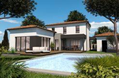 Maison+Terrain de 7 pièces avec 4 chambres à Saint Médard en Jalles 33160 – 585000 € - FDU-19-02-06-10