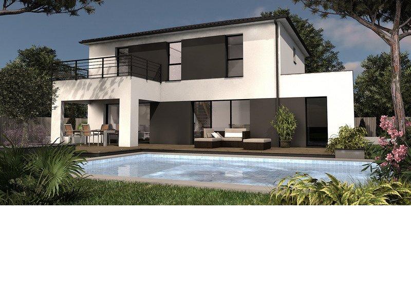 A vendre maison terrain 6 pi ces 145 m sur terrain de for Entretien jardin saint medard en jalles