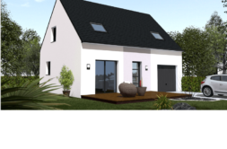 Maison+Terrain de 4 pièces avec 3 chambres à Pontchâteau 44160 – 153755 € - TDEC-18-07-13-3