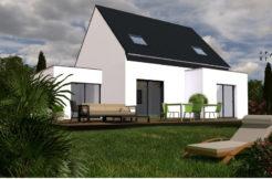 Maison+Terrain de 5 pièces avec 4 chambres à Saint André des Eaux 44117 – 247553 € - TDEC-18-07-24-10