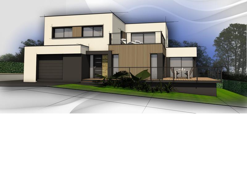 Maison+Terrain de 7 pièces avec 4 chambres à Brest 29200 – 545000 € - PG-18-03-16-2