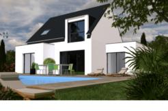 Maison+Terrain de 5 pièces avec 4 chambres à Rieux 56350 – 187200 € - KBR-18-05-24-12