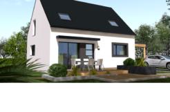 Maison+Terrain de 5 pièces avec 4 chambres à Rieux 56350 – 170330 € - KBR-18-05-24-13