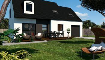 Maison+Terrain de 5 pièces avec 4 chambres à Ploemel 56400 – 206841 € - KBR-18-05-24-10
