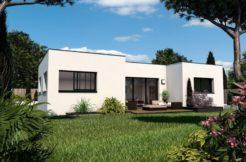 Maison+Terrain de 5 pièces avec 3 chambres à Plouguenast 22150 – 166012 € - CHO-19-10-17-30
