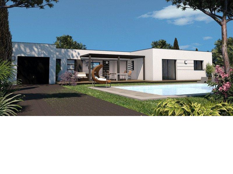 Maison+Terrain de 5 pièces avec 4 chambres à Sauvagnon 64230 – 266650 € - NLA-18-09-12-61