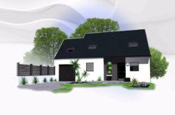 Maison+Terrain de 5 pièces avec 4 chambres à Serres Castet 64121 – 216900 € - NLA-18-10-23-38