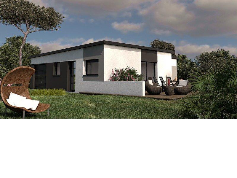 Maison+Terrain de 4 pièces avec 3 chambres à Cozes 17120 – 167865 € - MJO-18-05-16-67