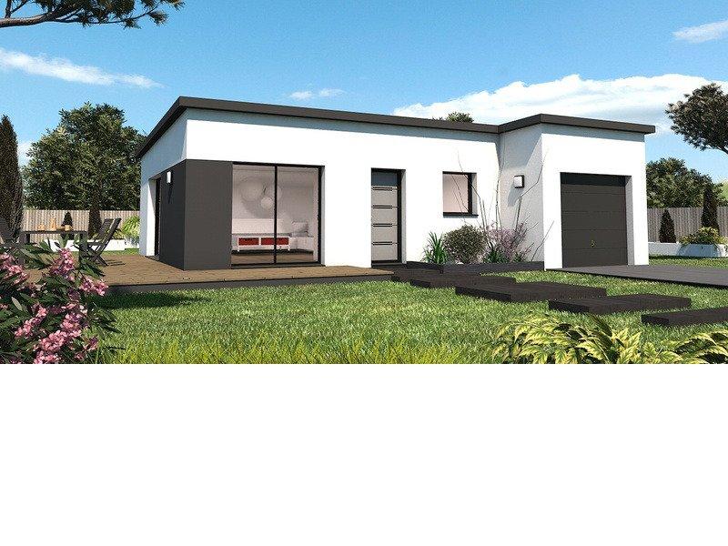 Maison+Terrain de 5 pièces avec 3 chambres à Sauvagnon 64230 – 237000 € - NLA-18-06-07-19