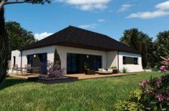 Maison+Terrain de 4 pièces avec 3 chambres à Sauvagnon 64230 – 257500 € - NLA-18-09-12-53