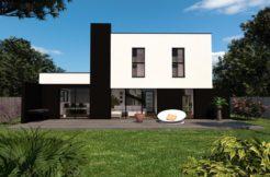 Maison+Terrain de 5 pièces avec 4 chambres à Mellac 29300 – 214800 € - GCOL-18-09-03-15