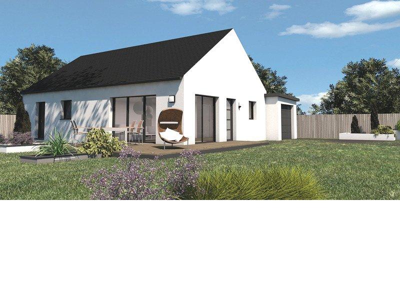 Maison+Terrain de 5 pièces avec 3 chambres à Montoir de Bretagne 44550 – 228398 € - EGI-19-11-11-34