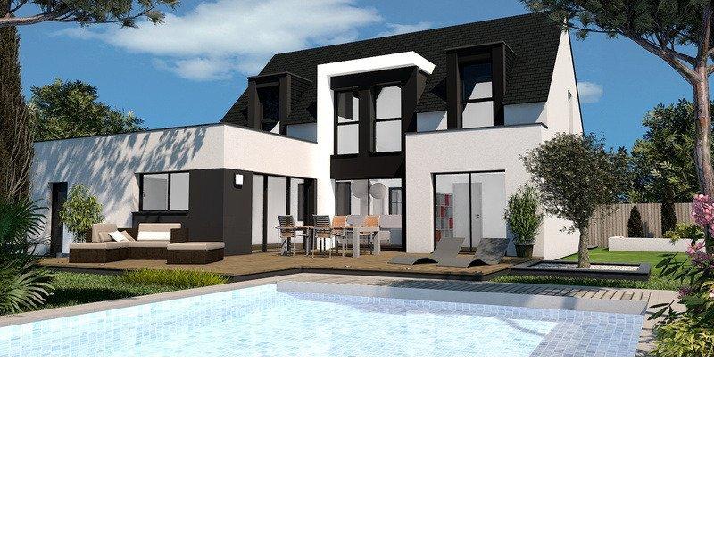 Maison+Terrain de 7 pièces avec 5 chambres à Perros Guirec 22700 – 376858 € - SDEN-19-05-17-3